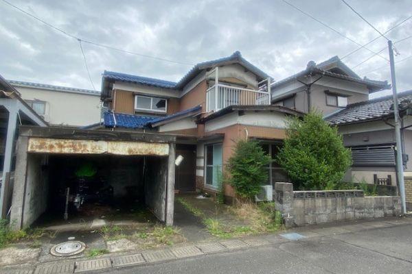 福井県 敦賀市 木造2階建住宅 解体工事