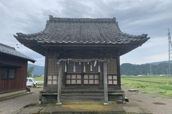 福井県 福井市 神社解体工事