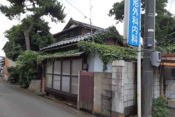 福井県 越前市 木造2階建住宅 解体工事