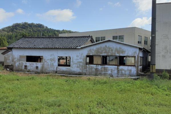 福井県 越前市 鉄骨造工場 解体工事