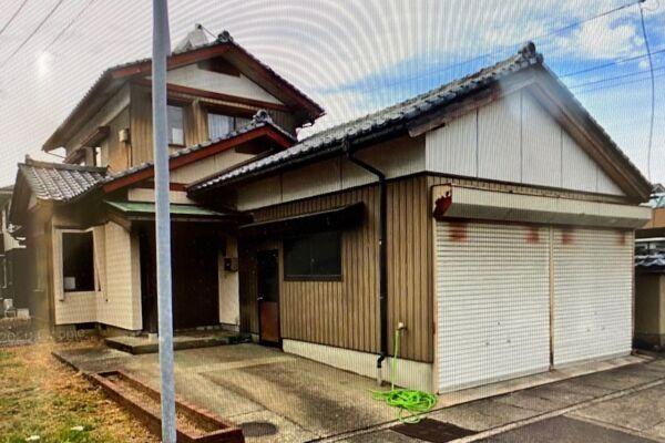 福井県 福井市 木造2階建て家屋 解体工事
